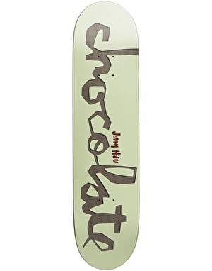 Chocolate Hsu Original Chunk Skateboard Deck - 7.625