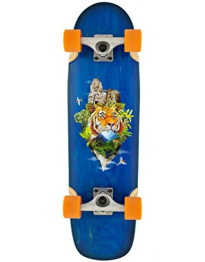 D Street Tropical 'Surreal Series' Cruiser - 8.375