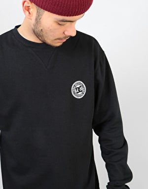 DC Rebel Crew - Black