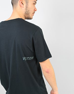 Volcom Wiggly T-Shirt - Black