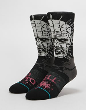 Stance x Legends Of Horror Hellraiser Socks - Black