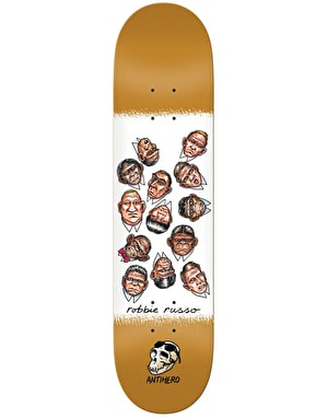 Anti-Hero Russo Evolution Skateboard Deck - 8.38