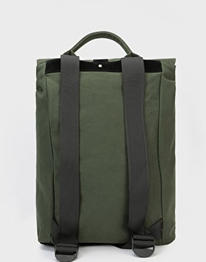 Mi-Pac Canvas Day Pack - Deep Green