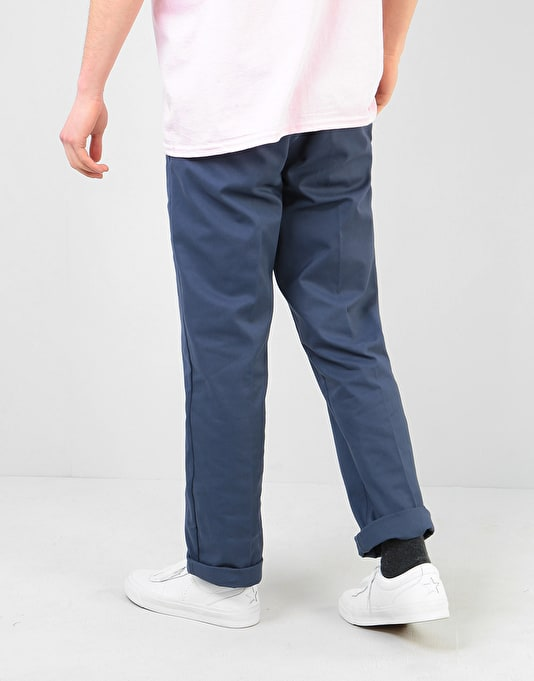 Dickies Slim Fit Industrial Work Pant - Navy Blue