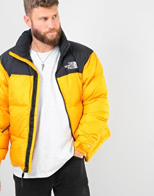 The North Face 1996 Retro Nuptse Jacket - Zinnia Orange