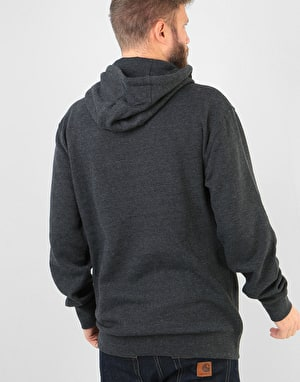 Vans Basic Pullover Hoodie - Black Heather