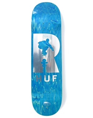 Real x HUF Hydrants Skateboard Deck - 8.25