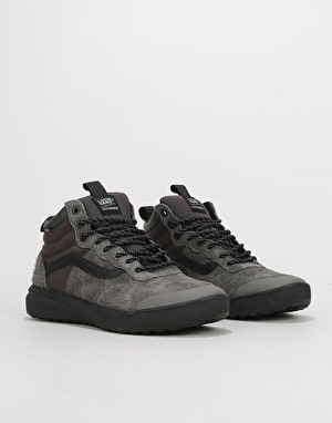 Vans UltraRange Hi Shoes - Pewter/Black