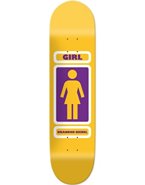 Girl Biebel '93 Til Skateboard Deck - 8