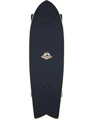 D Street Nautical 'Surreal Series' Cruiser - 8.8