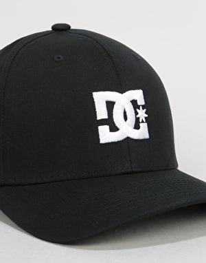 DC Star 2 Cap - Black