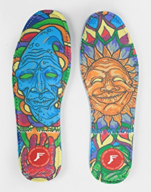 Footprint Neen Williams Kingfoam Hi Profile 7mm Insoles