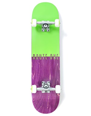 Route One Fade Complete Skateboard - 7.75