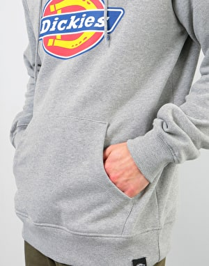 Dickies Nevada Hoodie - Dark Grey Melange
