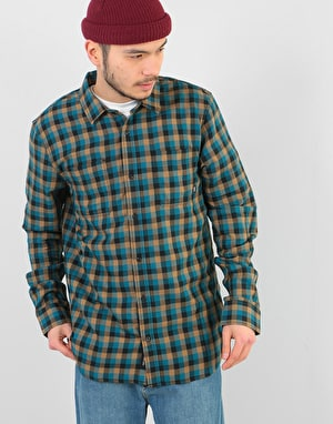 Vans Alameda II L/S Shirt - Corsair/Dirt