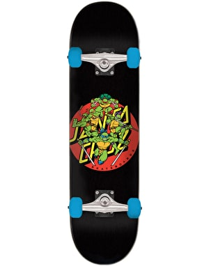 Santa Cruz x TMNT Turtle Power Complete - 7.5