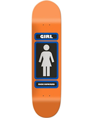 Girl Howard '93 Til Skateboard Deck - 8.5