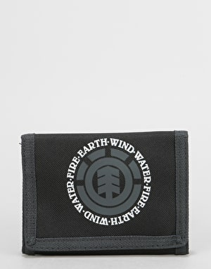 Element Elemental Wallet - Black/Grey