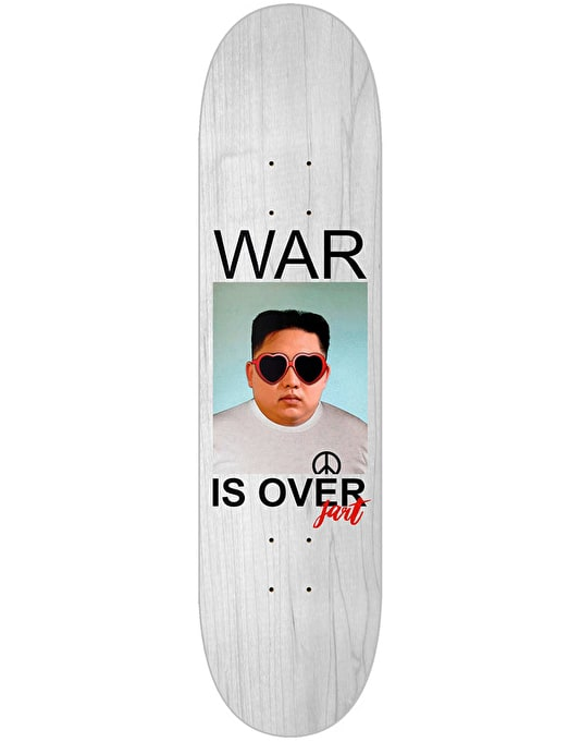 Jart Peace Skateboard Deck - 8""