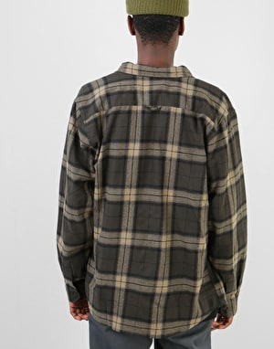 Dickies Brownsburg L/S Shirt - Brown