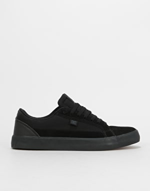 DC Lynnfield Skate Shoes - Black/Black/Black