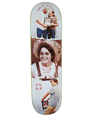 WKND Stuckey One Off Skateboard Deck - 8.6