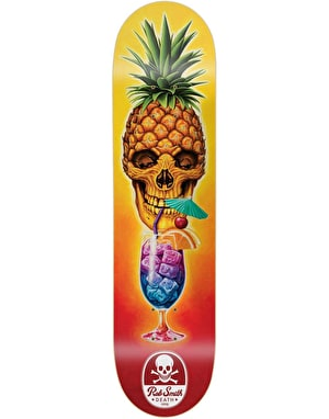 Death Smith Pineapple Skateboard Deck - 8.5
