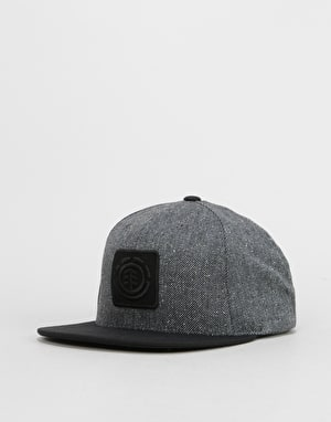 Element United Snapback Cap - Asphalt