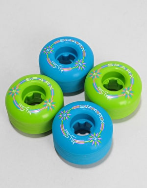 Ricta Sparx Mix Up 99a Skateboard Wheel - 52mm