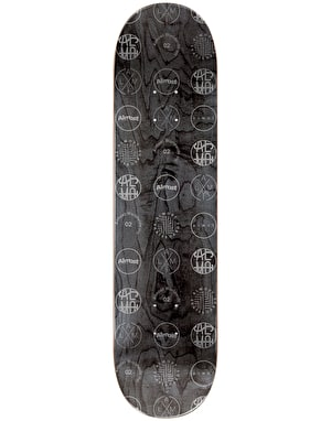Almost Ultimate Logo Skateboard Deck - 8.25