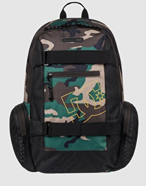DC The Breed Skatepack - Camo