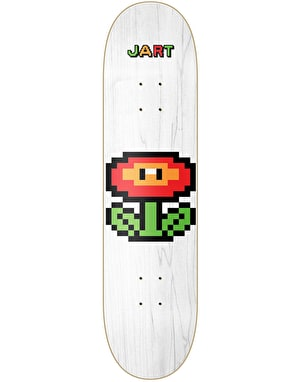 Jart Gamer Skateboard Deck - 7.87