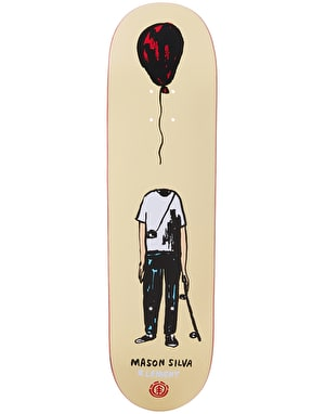 Element Mason Balloon Skateboard Deck - 8.25