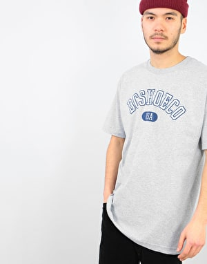 DC Arch T-Shirt - Grey Heather