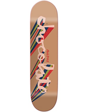 Chocolate Perez Original Chunk Skateboard Deck - 8.375