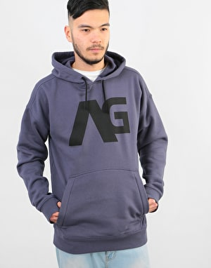 Analog Crux Pullover Hoodie - Greystone