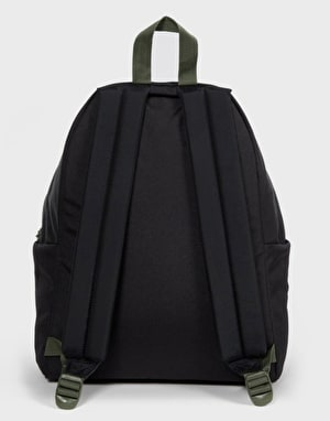 Eastpak Padded Pak'R Backpack - Black/Moss