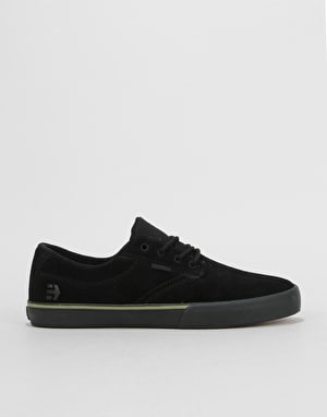 Etnies Jameson Vulc Skate Shoes - Black/Raw