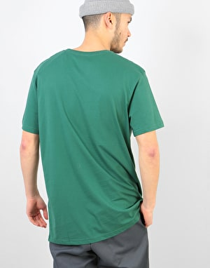 DC Star T-Shirt - Hunter Green
