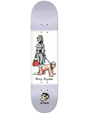 Anti-Hero Trujillo Evolution Skateboard Deck - 8.5