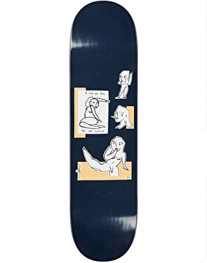 Polar Dirty Boys Skateboard Deck - 8.75