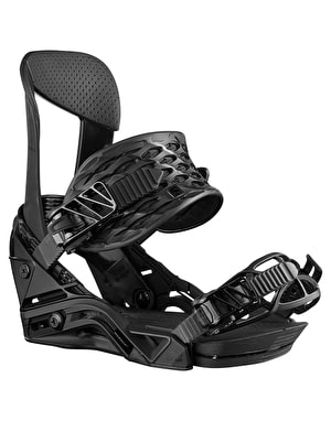 Salomon HOLOg RAM 2019 Snowboard Bindings - Black