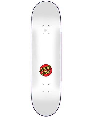 Santa Cruz Screaming Hand Taper Tip Skateboard Deck - 8