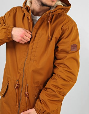 Element Stark Jacket - Gold Brown