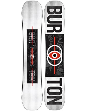 Burton Process Flying V 2019 Snowboard - 157cm WIDE