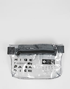 Paradise Youth Club Hide In Paradise Cross Body Bag - Clear