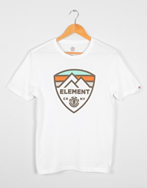 Element Guard Boys T-Shirt - Optic White