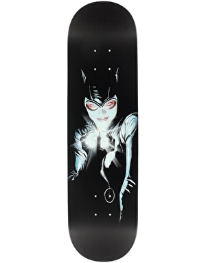 Almost Youness Catwoman Impact Light Skateboard Deck - 8