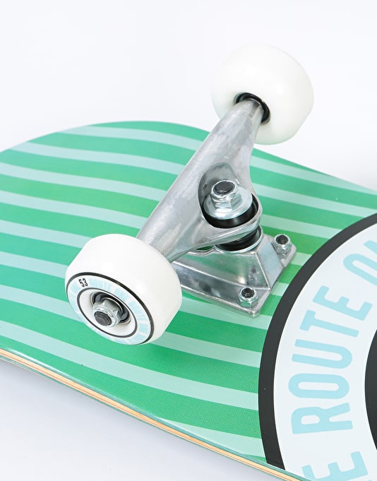 Route One Monkey Business Complete Skateboard - 7.75""