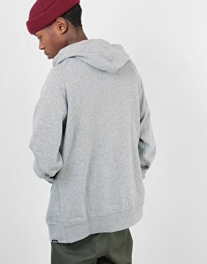 Etnies Team Zip Hoodie - Grey/Heather